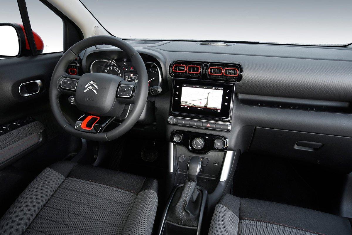 Prueba Citroën C3 Aircross 130