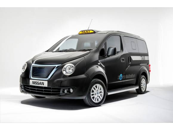 Video: El taxi de Londres en clave Nissan