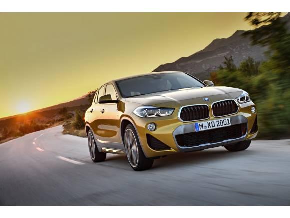 Precios del nuevo SUV compacto BMW X2
