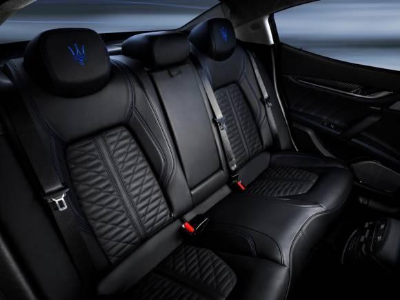 Maserati Ghibli Hybrid: el primer electrificado solo será microhíbrido