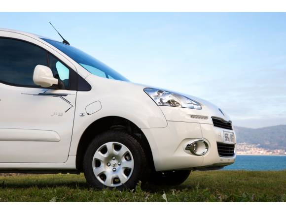 Prueba: Peugeot Partner Electric, el reparto con chispa