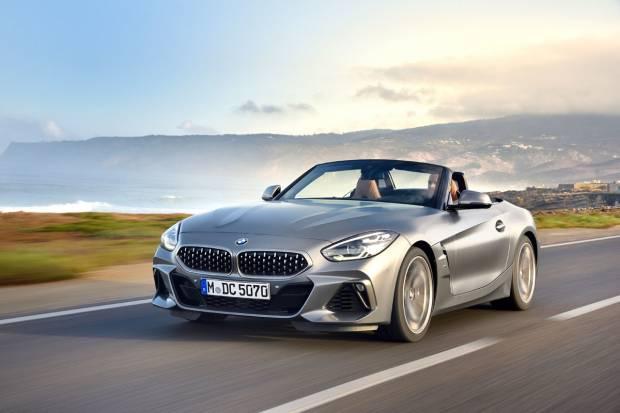 Gama y precios del nuevo BMW Z4