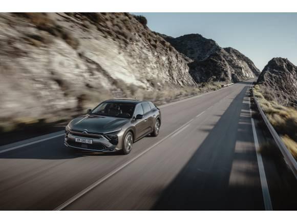 Gama y precio del nuevo Citroën C5 X, con una versión híbrida enchufable