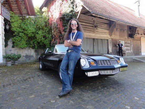 Chevrolet Camaro 350 V8 1978