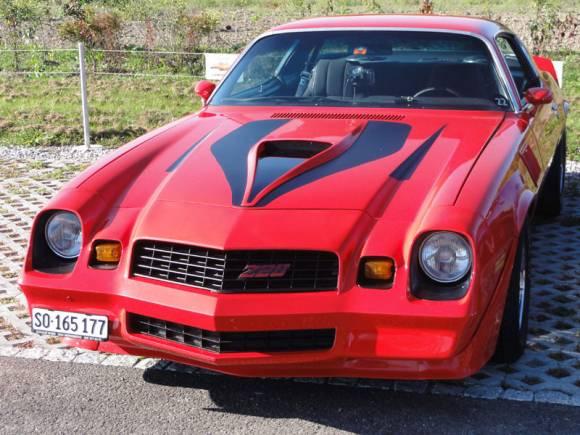 Prueba: Chevrolet Camaro 350 V8 (1978), una prueba vintage