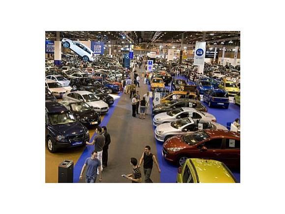 Salón del Vehículo de Ocasión 2010: Más de 2.000 coches de segunda mano