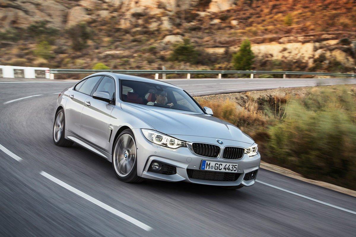 El BMW Serie 4 Gran Coupé saldrá con los mismos precios ...
