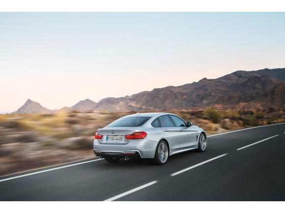 El BMW Serie 4 Gran Coupé saldrá con los mismos precios que el tres puertas