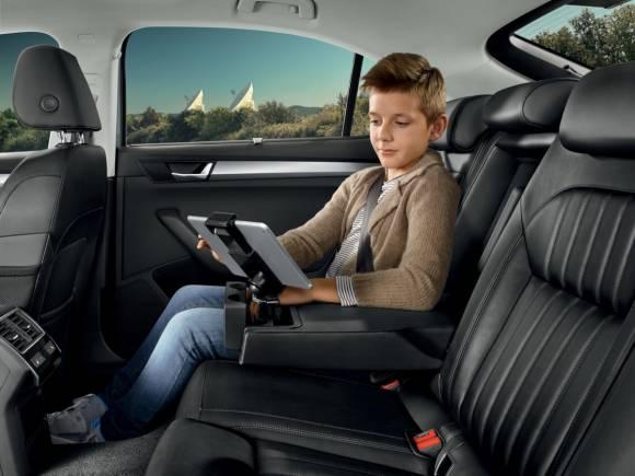 Nuevo Skoda Superb Combi: el familiar con mejor maletero