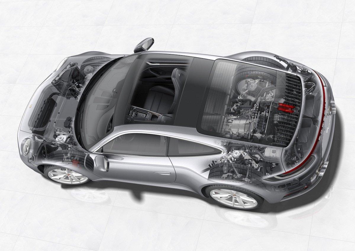 Prueba nuevo Porsche 911 Carrera S