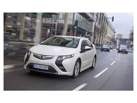 Precio del Opel Ampera: a la venta en febrero por 42.900 euros