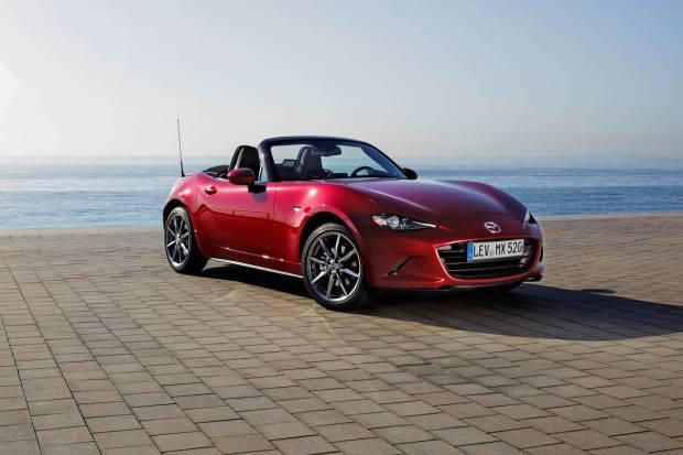 Opel Astra y Mazda MX-5 Coches del Año en Europa y el Mundo