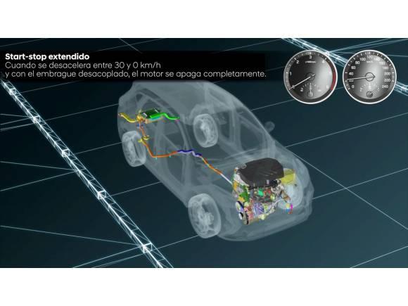 Nuevos motores híbridos para el Hyundai Tucson