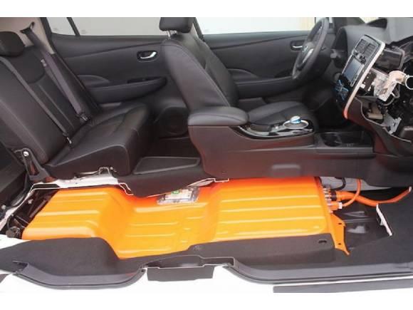 ¿Qué sucede con las baterías del coche eléctrico cuando ya no se usan?
