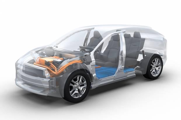 Toyota y Subaru crearán coches eléctricos en conjunto