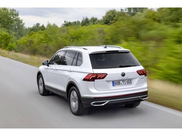 Nuevo Volkswagen Tiguan eHybrid: desde 43.850 euros