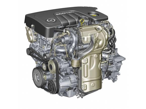 El Zafira se hace más limpio con el motor 1.6 CDTI