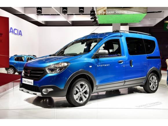 Novedades de Dacia para el Salón de París