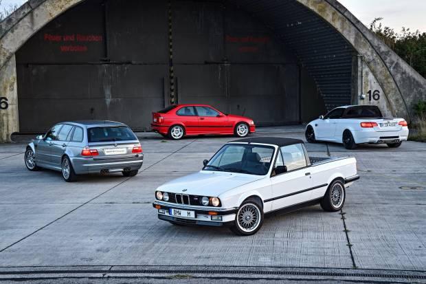 Cuatro prototipos de BMW M que no conocías