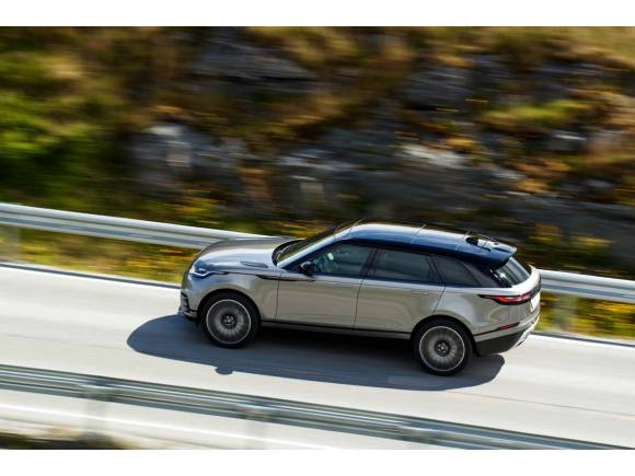 El Range Rover Velar recibe dos nuevas motorizaciones