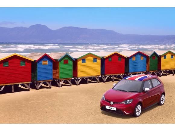 Claves para que tu coche no sufra en la playa