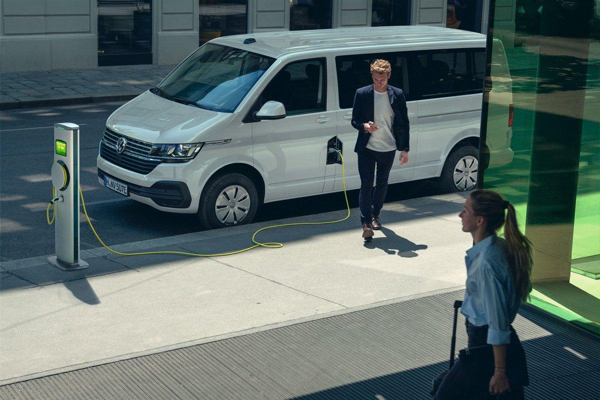 Volkswagen e-Transporter ABT