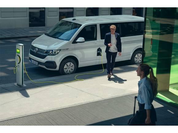 Volkswagen electrifica su gama comercial de la mano de ABT