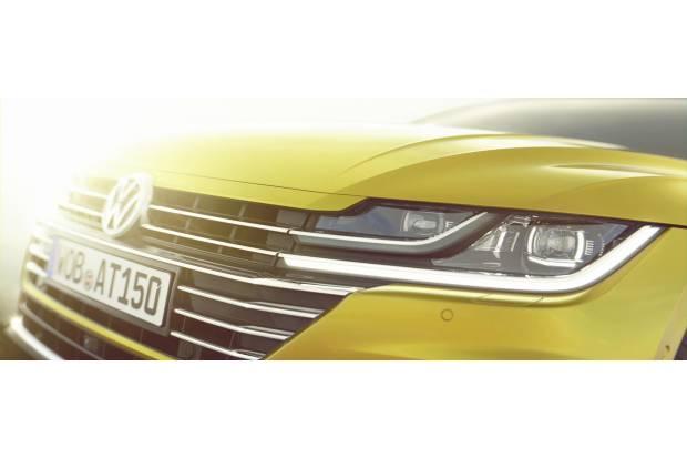 Volkswagen Arteon: presentación en Ginebra y a la venta en verano