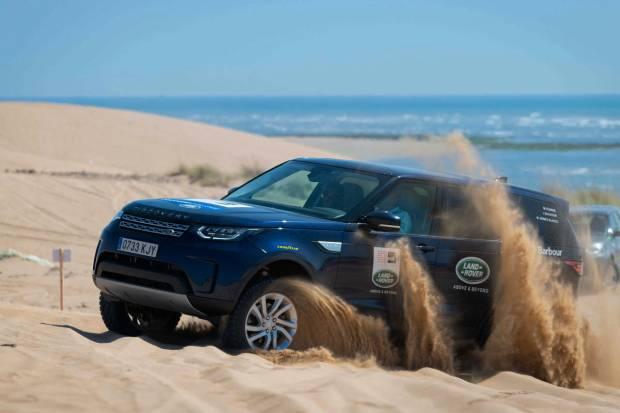 IX edición de la Land Rover Discovery Challenge