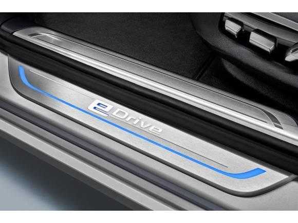 Llega a España el BMW Serie 7 iPerformance Híbrido Enchufable