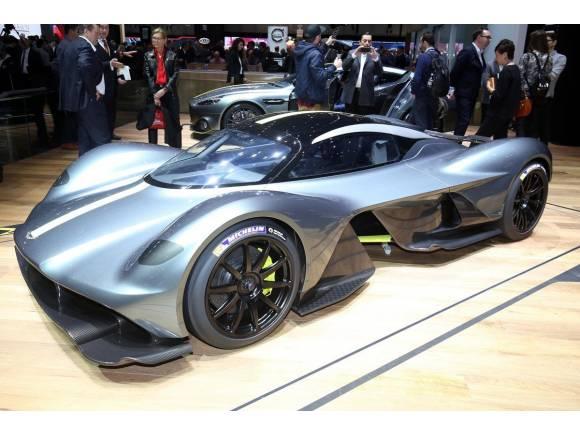 Vídeo: Así suena el futuro Aston Martin Valkyrie