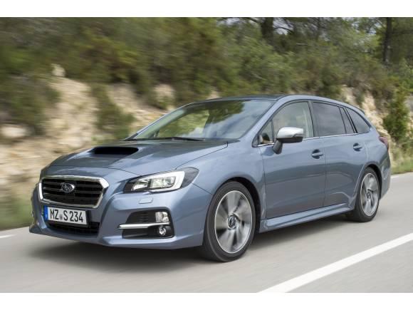 Nuevo Subaru Levorg: precios y equipamiento