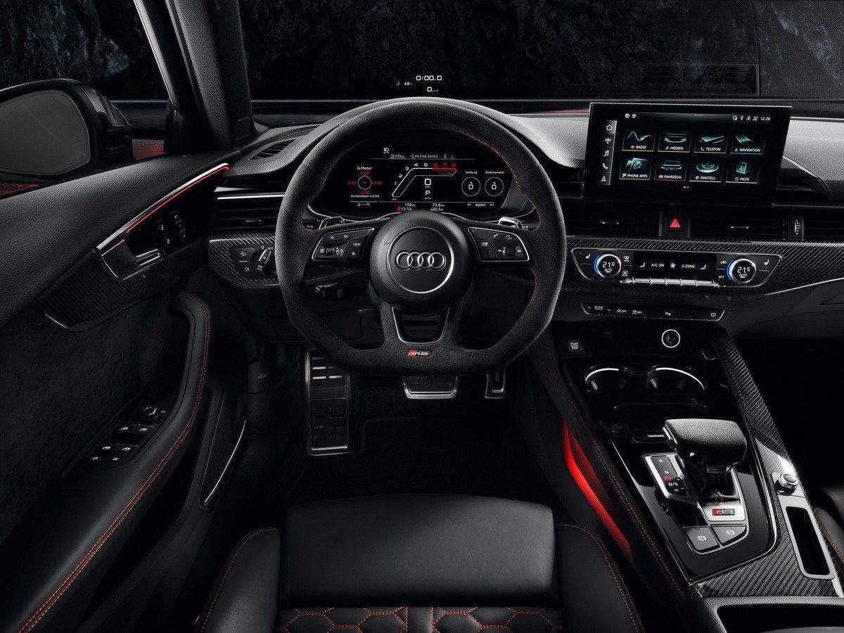 Nuevo Audi RS 4 Avant