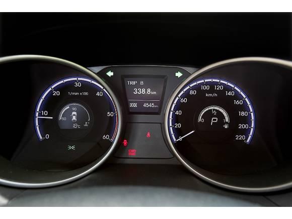 Prueba 10: Hyundai ix35 CRDi