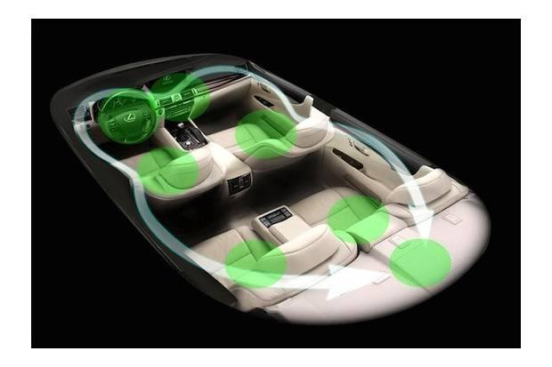 Nuevo Lexus LS 600h, a cuerpo de Rey