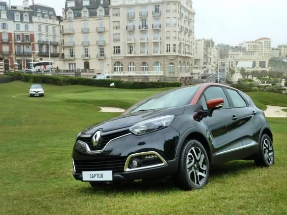 """Prueba: Renault Captur,  un crossover """"made in Spain"""""""