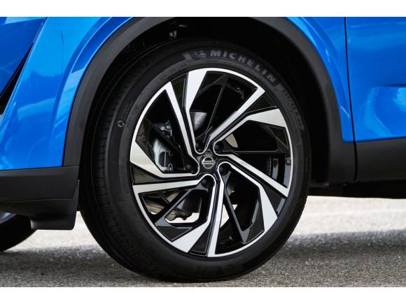 Prueba Nissan Qashqai: precio, medidas, motores y opinión