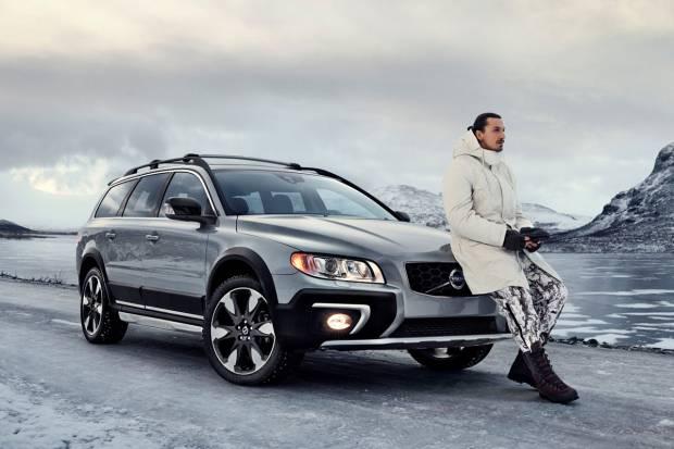 Video: El cazador Ibrahimovic protagonista del nuevo anuncio de Volvo