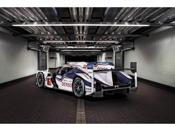 Toyota TS040 HYBRID 2015: se presenta el actual campeón