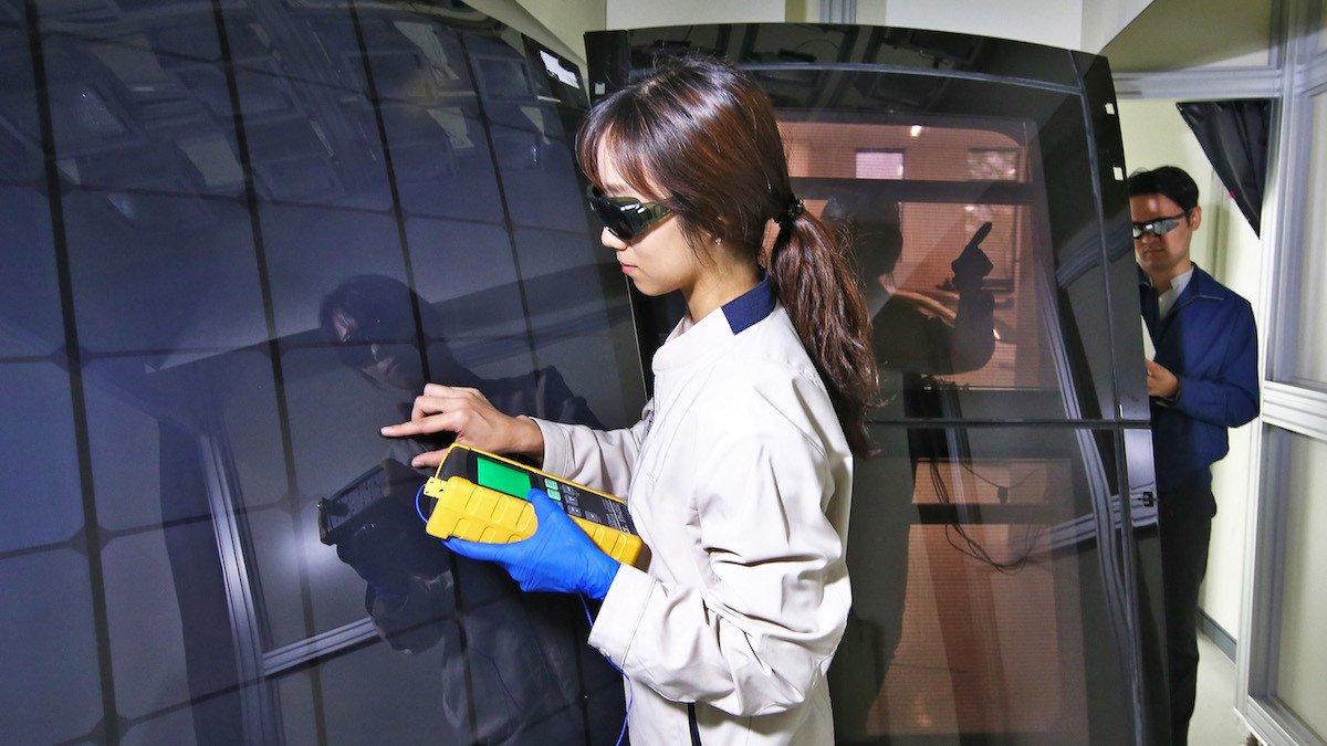 Hyundai Placas solares