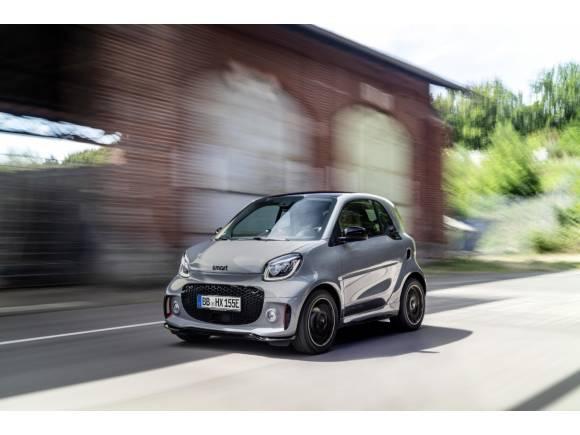 Smart EQ: ya es posible pedir los fortwo, forfour y cabrio eléctricos