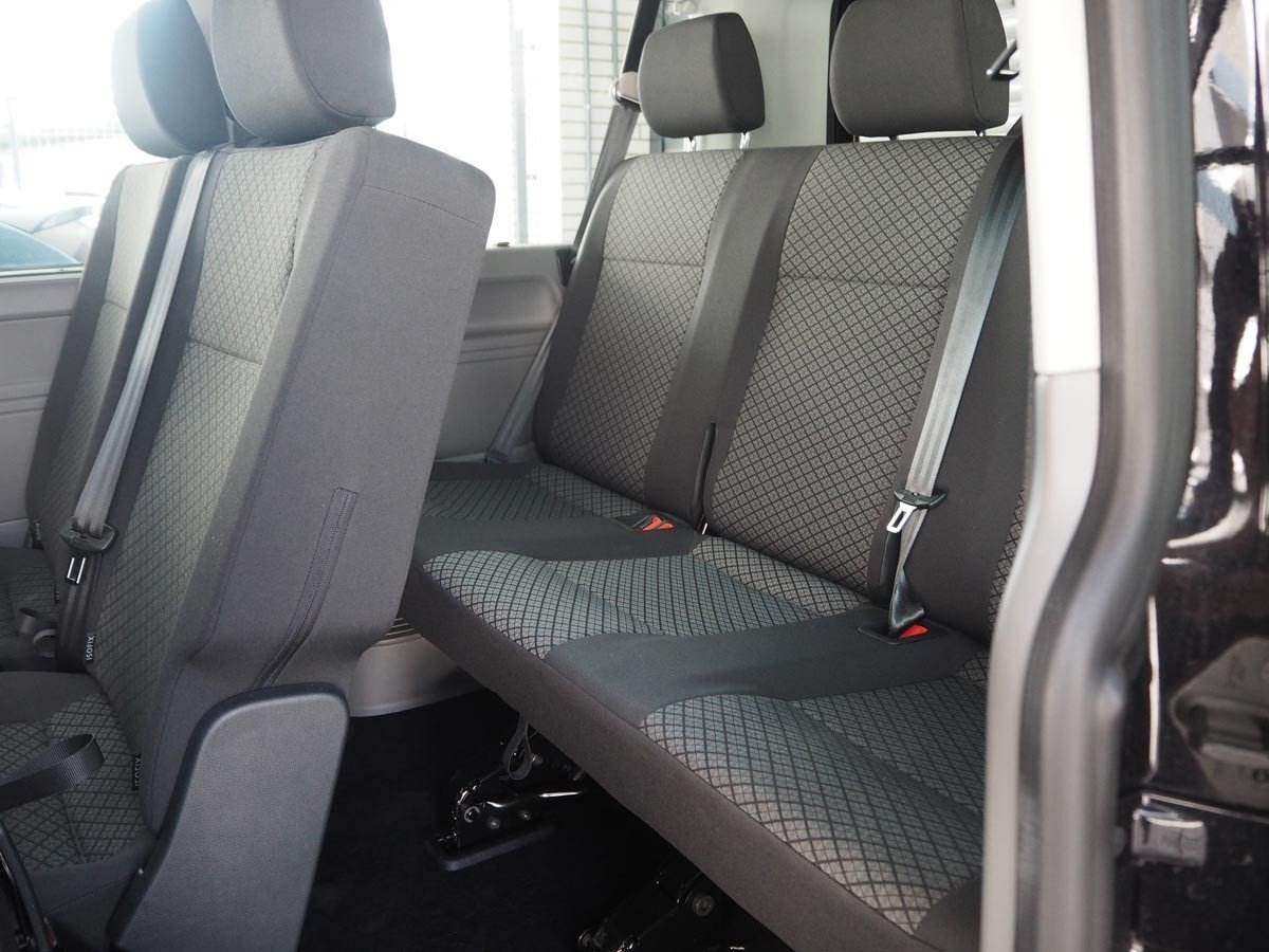 Prueba Volkswagen Caravelle