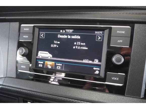 Prueba y opinión del Volkswagen Caravelle T6
