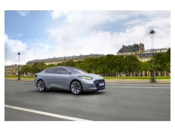 Renault Fluence: Coche eléctrico y familiar