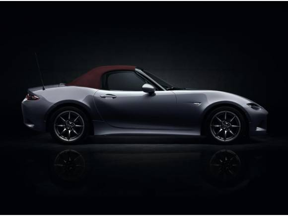 Mazda MX-5 ST Red Heritage: serie especial desde 29.000 euros