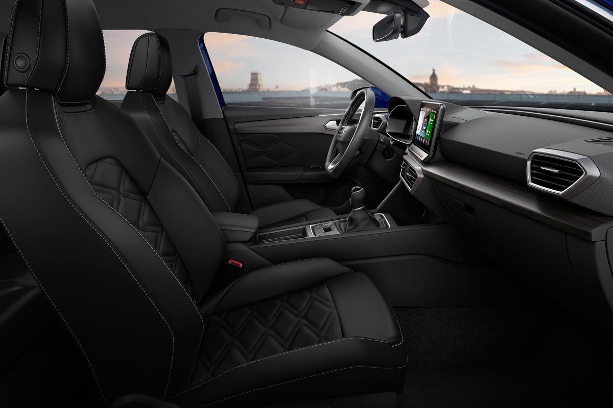 Nuevo SEAT León