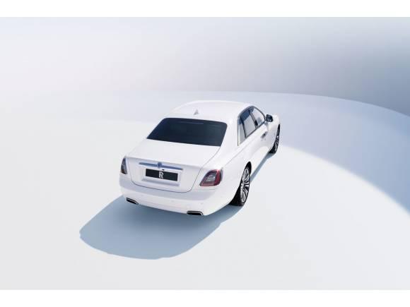 Nuevo Rolls-Royce Ghost: pocos cambios para otra decena de años