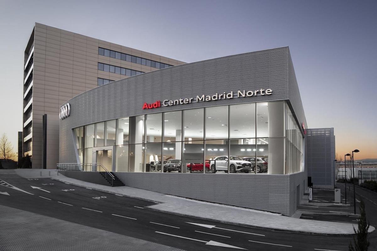Audi Center Madrid Norte
