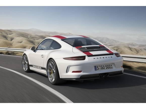 Nuevo Porsche 911 R de 500 CV, sólo habrá 991 unidades