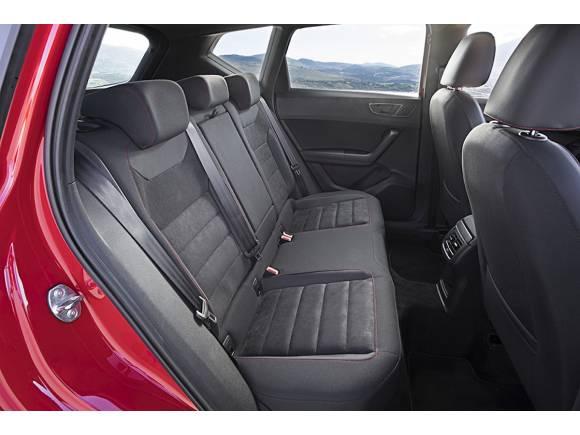 Prueba nuevo Seat Ateca FR 2.0 TSI 190 CV